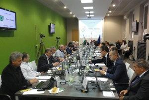 Zasadnutie zastupiteľstva. (ilustračná fotografia)
