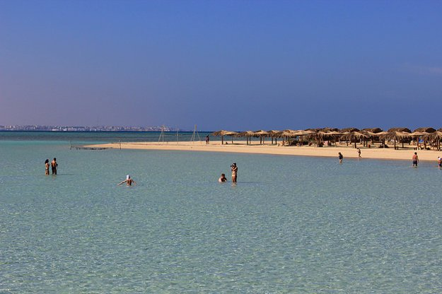Orange Bay, Hurghada.