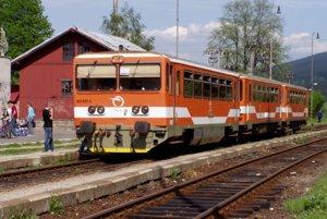 Počas výluky vlaky osobnej dopravy v úseku Turzovka - Makov nahradia autobusy.