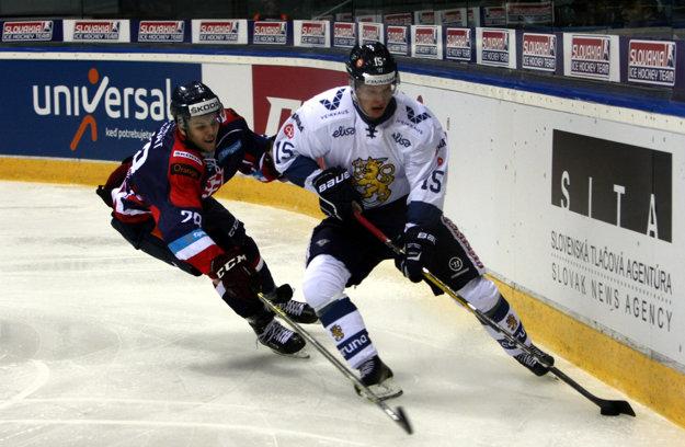 Martin Gernát (vľavo) si oblečie slovenský dres aj na majstrovstvách sveta.