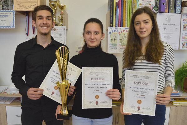 Odbornú školu v Jahodníkoch reprezentovali v Námestove na výbornú.