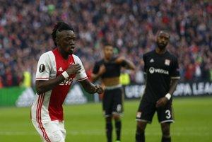 Dva góly Ajaxu Amsterdam strelil Bertrand Traoré.