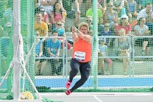 Svetová rekordmanka Anita Wlodarczyková vlani na P-T-S vylepšila rekord mítingu na 77,70 metra. Tento rok by mala mať lepšiu formu.