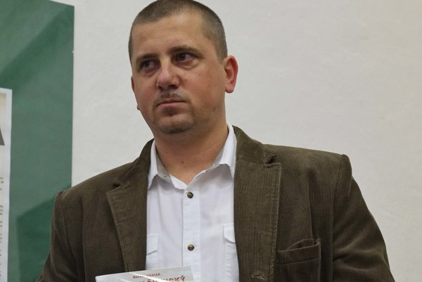Marcel Maniak. Autor publikácie.