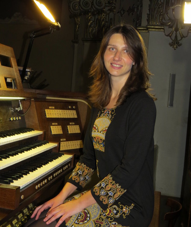 Spolu s Il Cuore Barocco zahrá Mária Magyarová Plšeková.