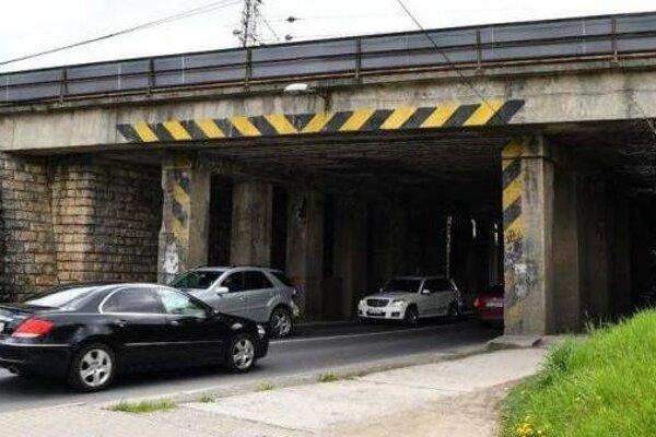 Jeden z mostov, ktorý čaká rekonštrukcie.