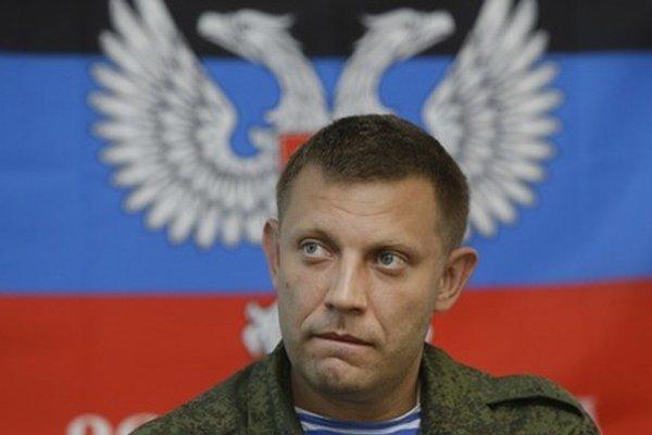 Alexandr Zacharčenko.