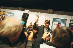 Víťaz MCF 2016 Erik Kotlárik