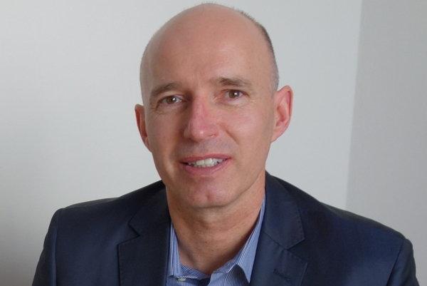Andreas Heinisch, riaditeľ zvolenského závodu.