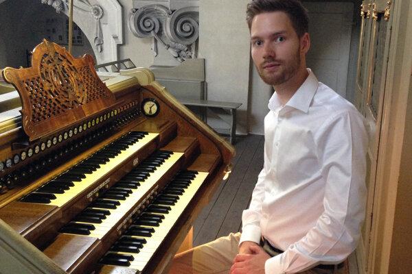 Nór Eivind Berg sa na festivale predstaví v nedeľu 21. mája.