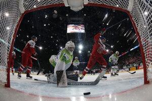 Českí hokejisti sa postarali o kuriózny moment.