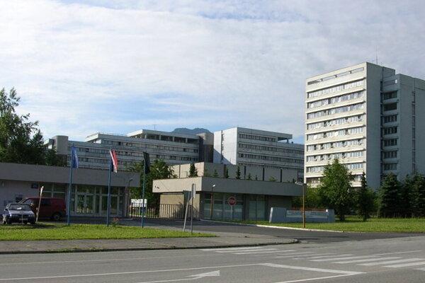 Akadémia ozbrojených síl v Liptovksom Mikuláši.
