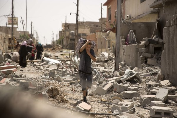 Iracké ministerstvo pre plánovanie vlani odhadlo, že náklady na rekonštrukciu zničených oblastí sa vyšplhajú na 88 miliárd dolárov