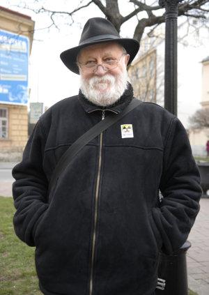 Ladislav Rovinský, aktivista.