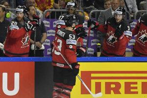 V prvom semifinále narazia Kanaďania na Rusov.