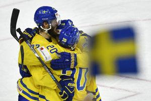 Majstrovský titul získali hokejisti Švédska.