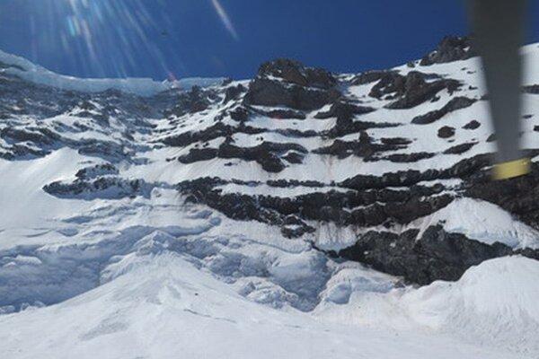 Mount Rainier.
