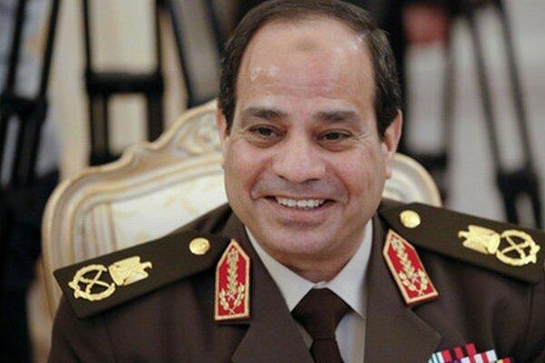 Abdal Fattáh Sísí. Jeho voliči veria, že ukončí politické nepokoje a zastaví ekonomický úpadok.