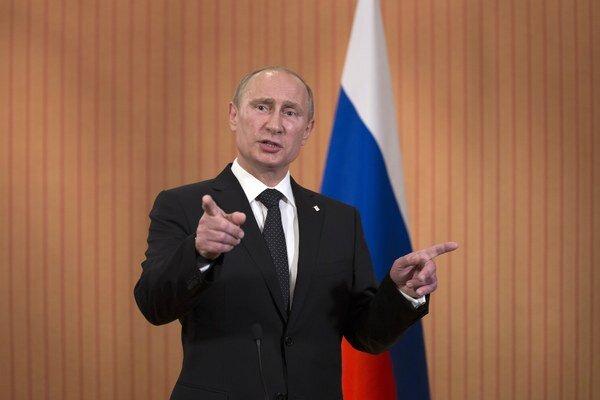 Putin príde do Rakúska vo veľmi nevhodnom čase.