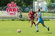 Kapitánka Katka Košlabová je útočnou oporou tímu žien FC Nitra.