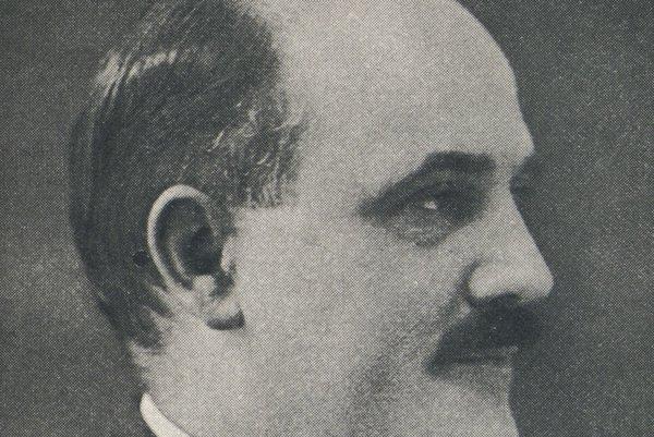 Vladimír Mutňanský, košický starosta.