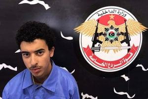 Hashim Ramadan Abedi, brat údajného útočníka z Manchestra Salmana Abediho.