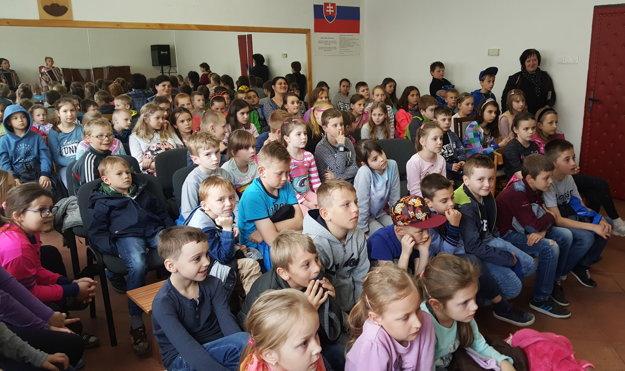 Workshop v Krásne nad Kysucou bol zaujímavý.