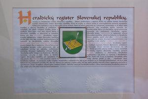 Z heraldického registra.