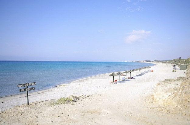 Pláže na ostrove Kos sú famózne a vyhľadávané.