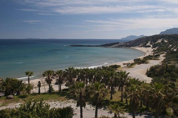 V hlavnej turistickej sezóne je more teplé 25 °C.