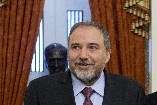 Avigdor Lieberman tvrdenia odmieta.