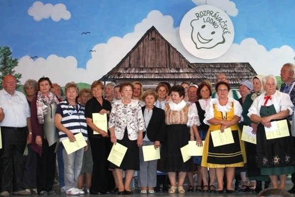 Ocenení na 19. ročníku súťažnej prehliadky rozprávačov.