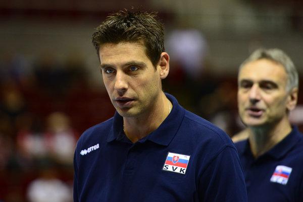 Andrej Kravárik je novým trénerom mužskej volejbalovej reprezentácie.