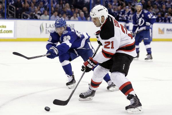 Významné obdobie svojej kariéry prežil Scott Gomez v drese New Jersey Devils.