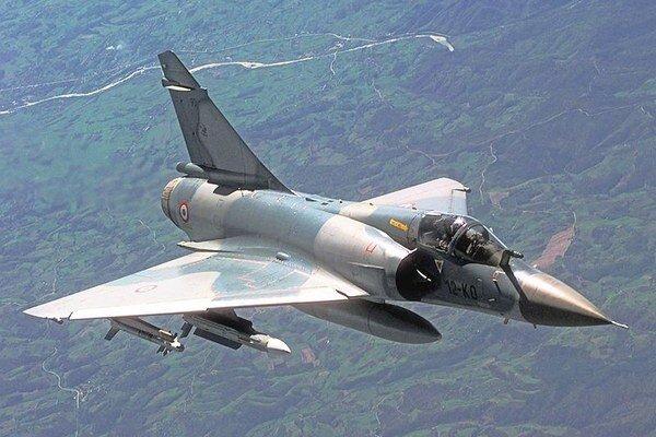 Mirage 2000C.
