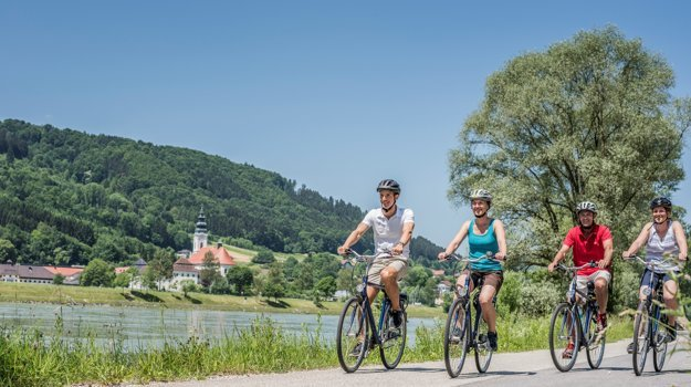 Cyklistika Donauradweg