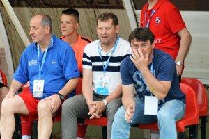 Spolu so Süttöm končí v Seredi aj asistent Ľubomír Moravčík.