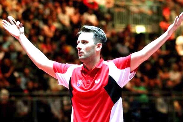 Ľubomír Pištej, čerstvý osemfinalista majstrovstiev sveta.