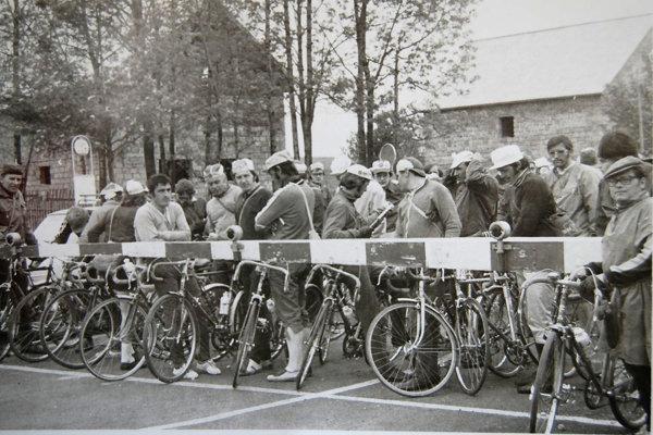 Cykloturistické podujatie Okolo Tatier začalo písať svoju históriu pred polstoročím.