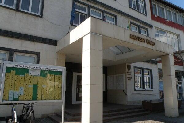 Mestský úrad v Prievidzi