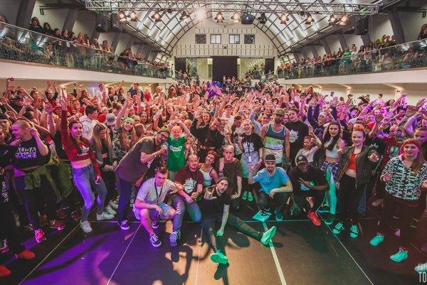 Vlani sa na majstrovstvách Slovenska Next Step zúčastnilo asi 1 500 súťažiacich.
