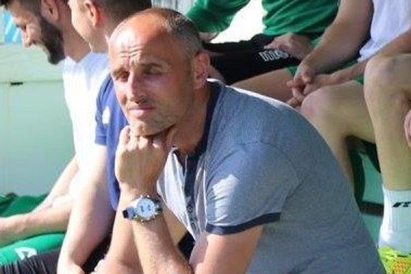 Tréner FKM Peter Lérant