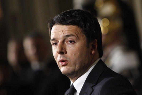 Európa musí podľa talianskeho premiéra slúžiť všetkým 28 krajinám, nielen jednej.