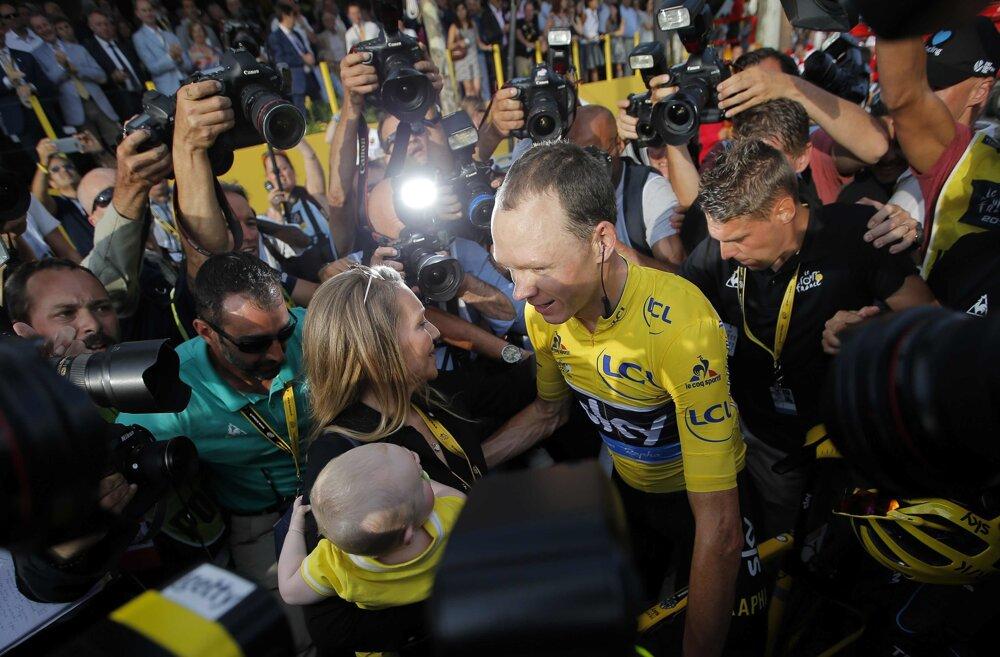 Chris Froome bude favoritom na Tour de France aj tento rok.