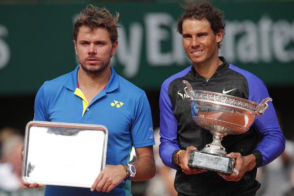 Nadal vo finále zničil Wawrinku.