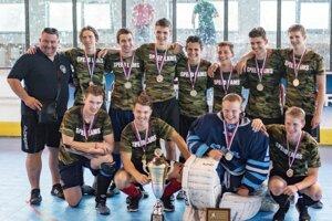 Mužstvo Speed Lams Nitra triumfovalo v kategórii U20.
