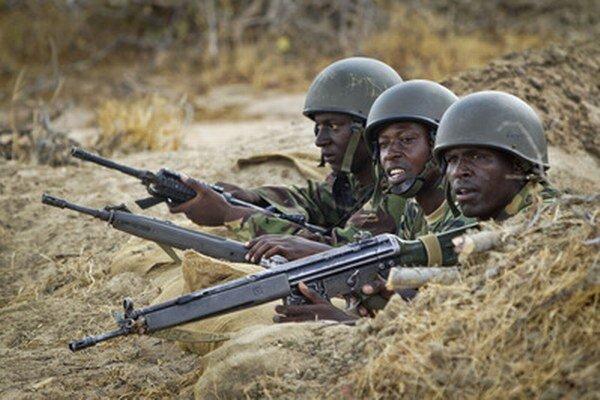 Američania radia vojakom Africkej únie.