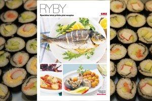 V prílohe RYBY nájdete dvadsať výborných receptov na prípravu rýb.