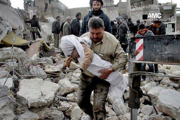 Sýrčania zomierali aj počas ženevských rokovaní.