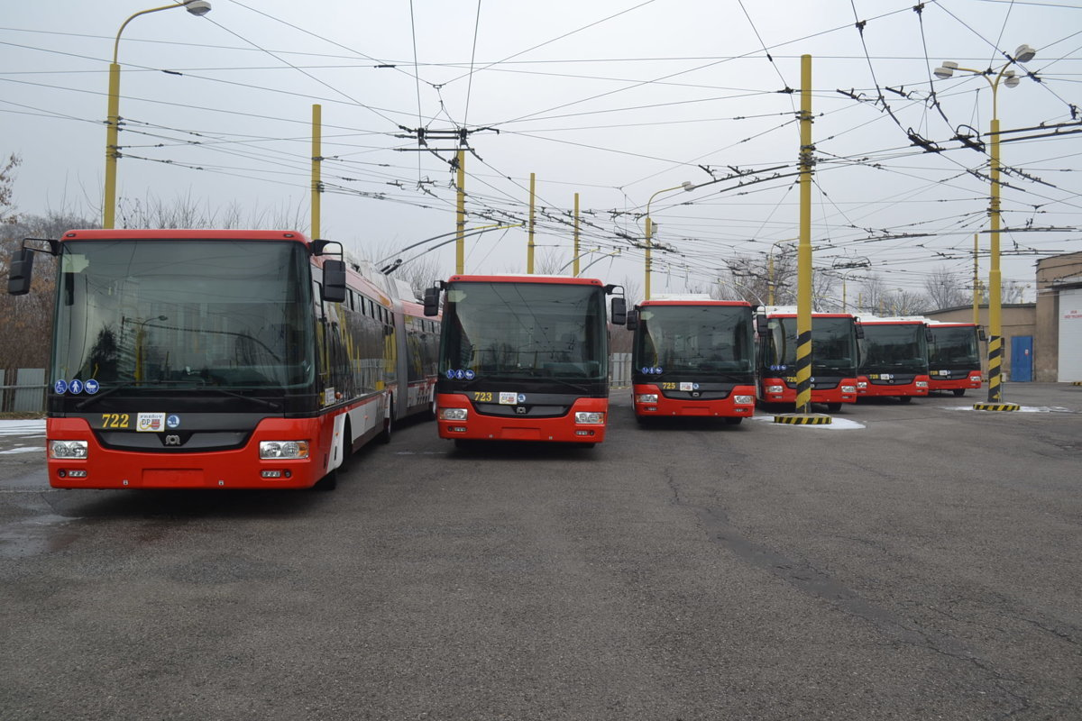 dadab61ad Dopravný podnik mesta Prešov si pripomenie 70 rokov od založenia ...